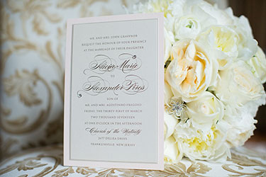 wedding florist new jersey
